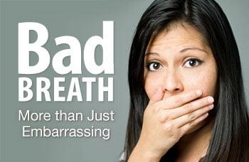 bad-breath cure