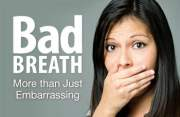 Simple Trick to Naturally cure bad breath