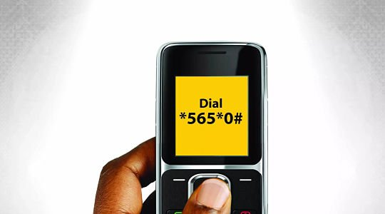 check bvn on phone