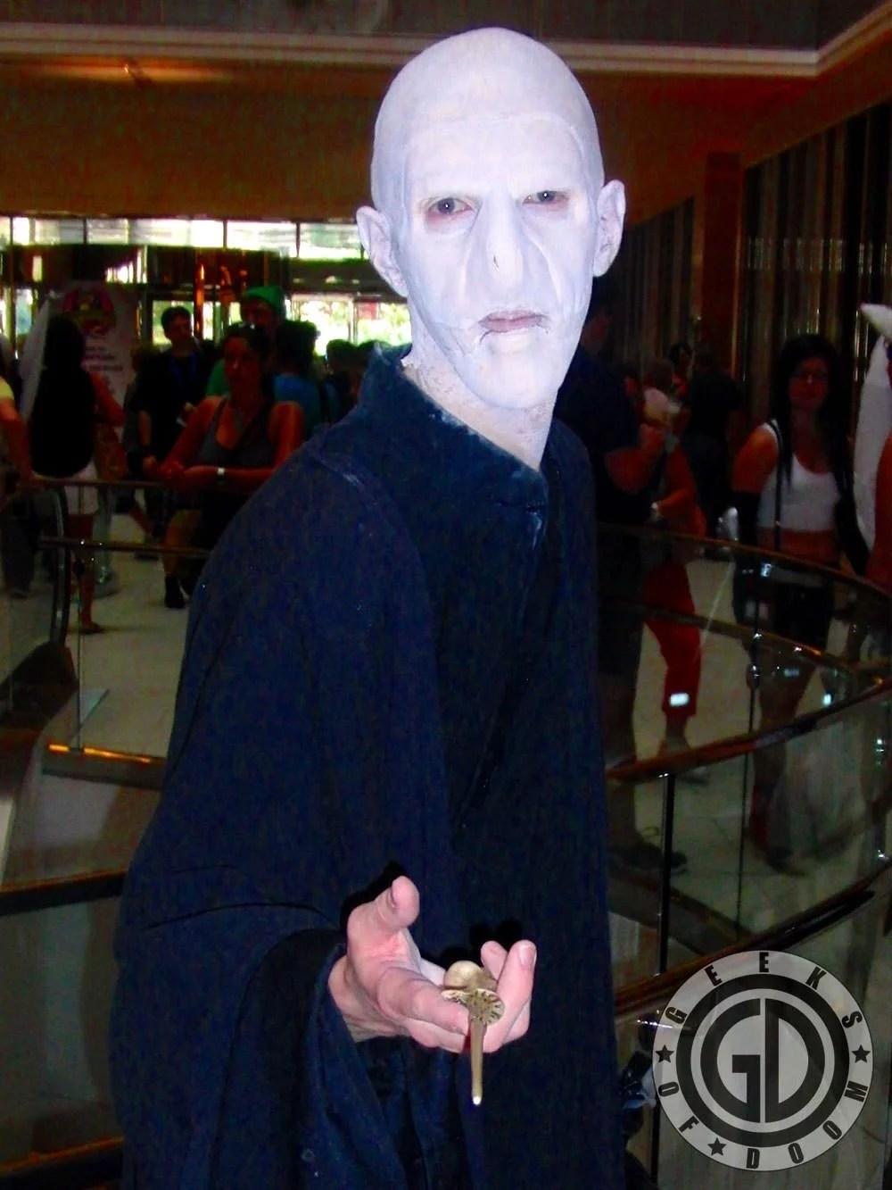 DragonCon 2012 Cosplay Lord Voldemort