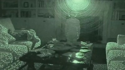 XBox Kinect used in 2012 horror film Paranormal Activity 4