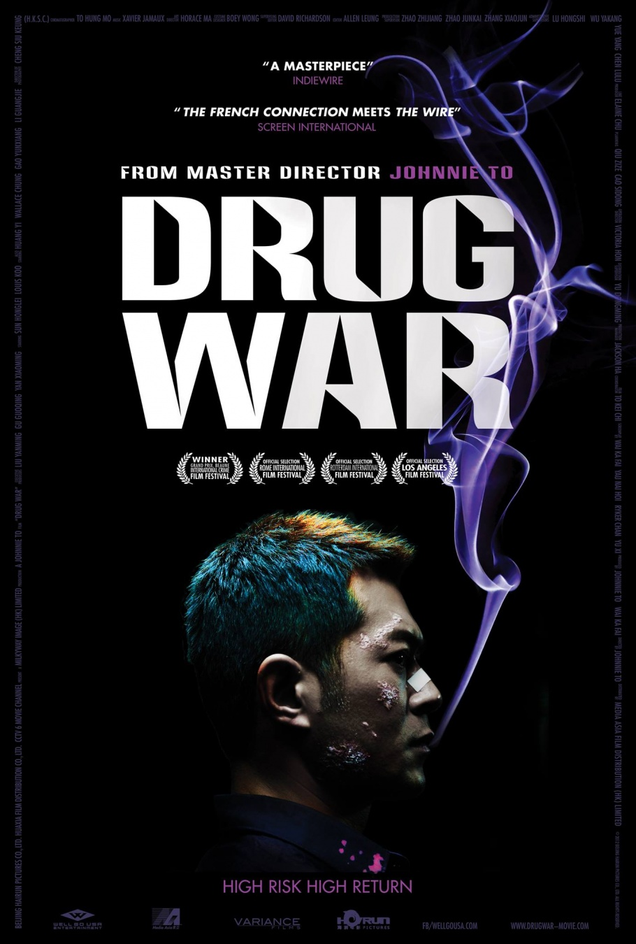 Poster do filme Drug War
