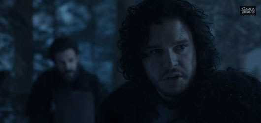 Game Of Thrones Season 4 Episode 5 First of His Name Jon Snow