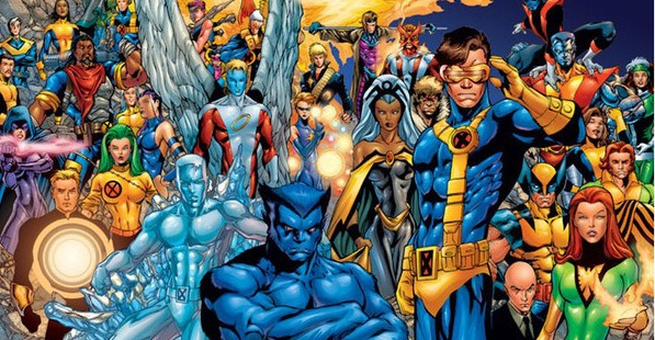 Image result for ALL OF THE X-MEN