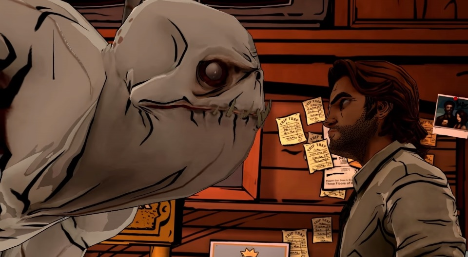 The Wolf Among Us Season 2 Release Pushed Back To 2019