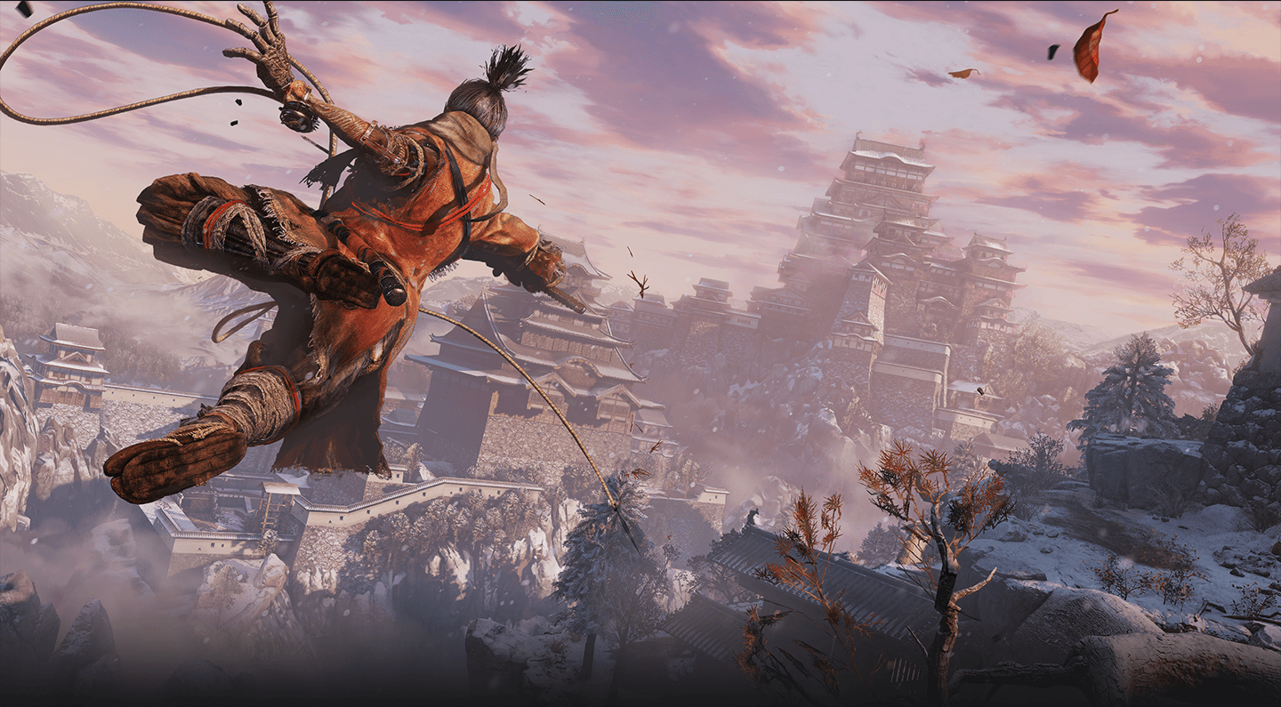 E3 2018 Trailer For Sekiro Shadows Die Twice From