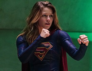 """Hostile Takeover"" -- Kara (Melissa Benoist, pictured) goes toe-to-toe with Astra when her aunt challenges Kara's beliefs about her mother, on SUPERGIRL, Monday, Dec. 14 (8:00-9:00 PM, ET/PT) on the CBS Television Network. Photo: Monty Brinton/CBS ©2015 CBS Broadcasting, Inc. All Rights Reserved"