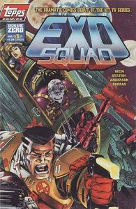 Exosquad_comic_cover