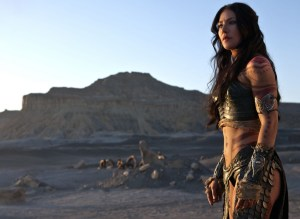 Dejah Thoris (Lynn Collins)
