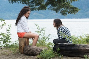 "DEAD OF SUMMER - ""The Devil Inside"" - With the horrors of last night behind them the counselors of Camp Stillwater finally feel at ease. Maybe too at ease in ""The Devil Inside,"" an all new episode of ""Dead of Summer,"" airing TUESDAY, AUGUST 16 (9:00 - 10:00 p.m. EDT) on Freeform (the new name for ABC Family). (Freeform/Katie Yu) PAULINA SINGER, ZELDA WILLIAMS"