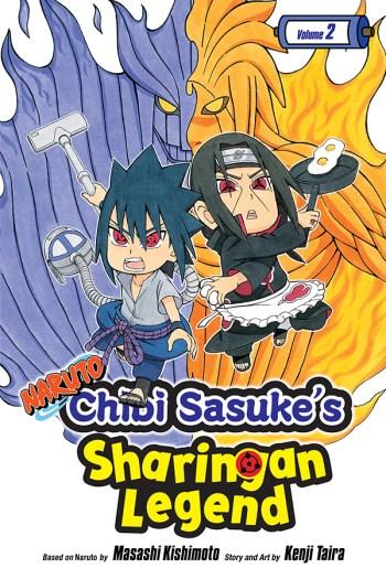 Naruto Sharingan Legend