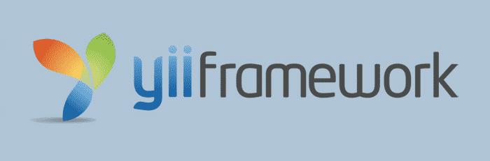 Most Popular PHP Frameworks - yii