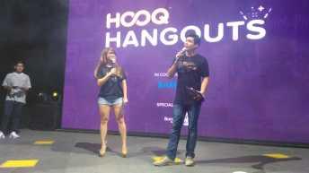 HOOQ Ambassadors, Jessy Mendiola and Xian Lim introduces HOOQ Hangouts