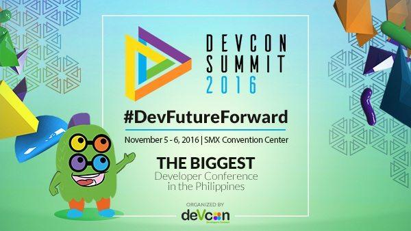 DevCon Summit 2016 DevFutureForward