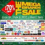 19th MegaBrands Sale Official Poster - Geekstamatic.com