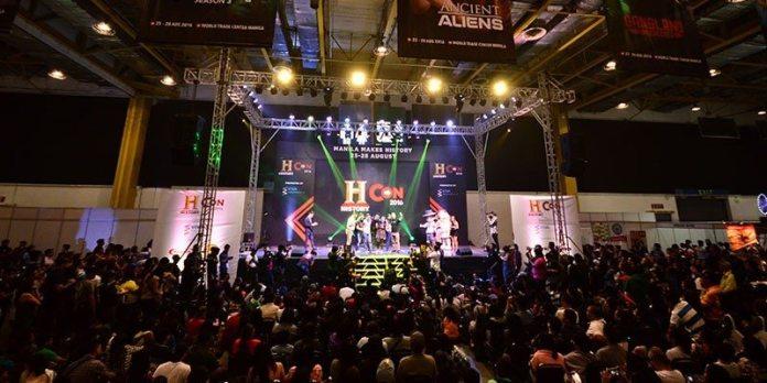 HISTORY Con Manila 2017