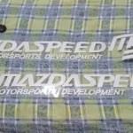 MAZDASPEED Vinyl Decal Sticker Waterproof Reflective 2type 2pcs Car Styling Door Reflective for mazda 3 mazda 6 mazda cx-5 cx-9 MZ3 photo review