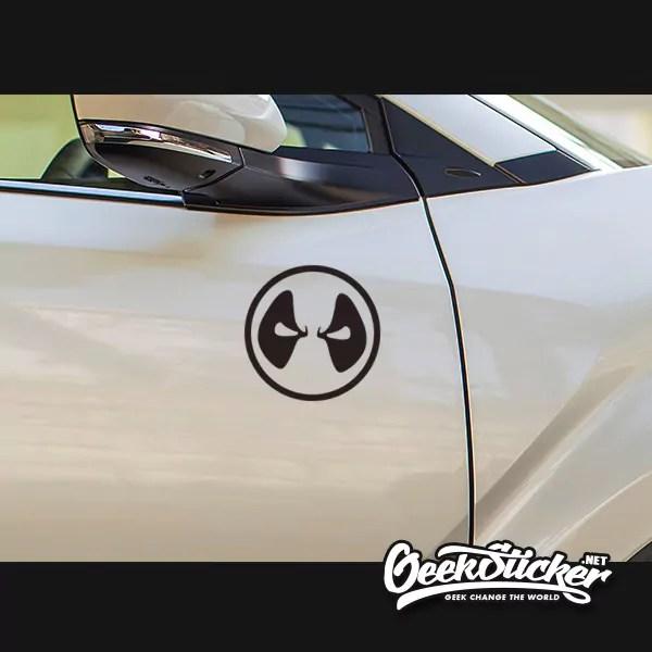 Deadpool-waterproof-reflective-universal-car-body-sticker-vinyl-car-bumper-sticker-motorcycle-sticker-Black-Red-White-3