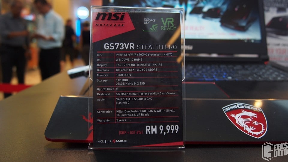 MSI 30th Anniversary Launch21