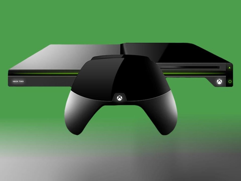 Microsoft's Counter to PS4 Neo - The Xbox Two