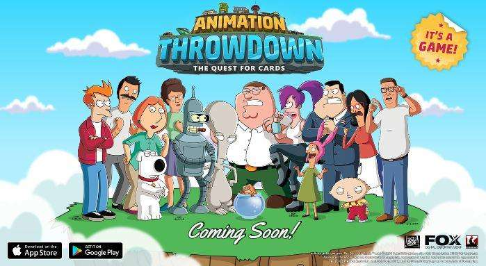 Futurama, Family Guy, King of the Hill, American Dad and More Coming Together In This New Game