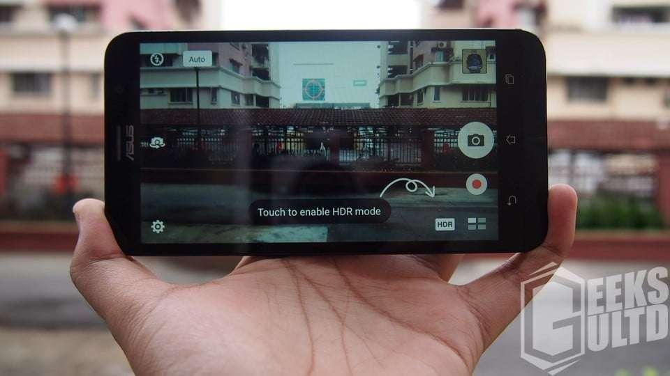 Asus Zen UI Camera App