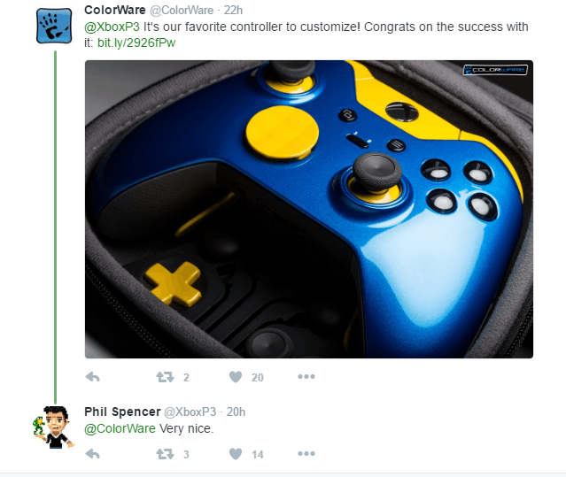 Xbox Color Ware