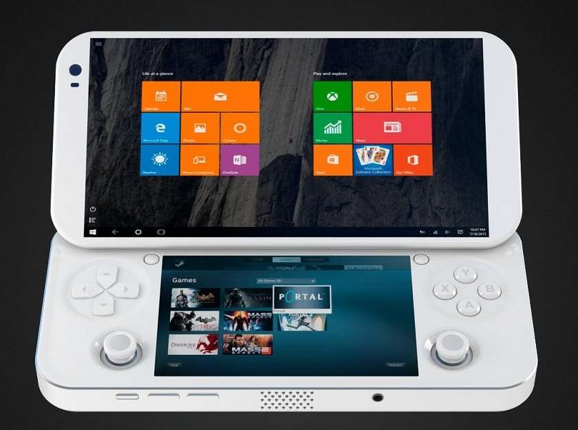 This Portable Console by PGS Labs Promises To Deliver PC Gaming In Your Pocket