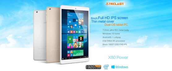 Teclast X80 Power 1