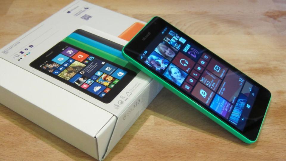 Microsoft has given up on Lumia