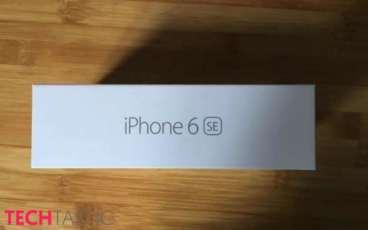 iPhone 6 SE #1
