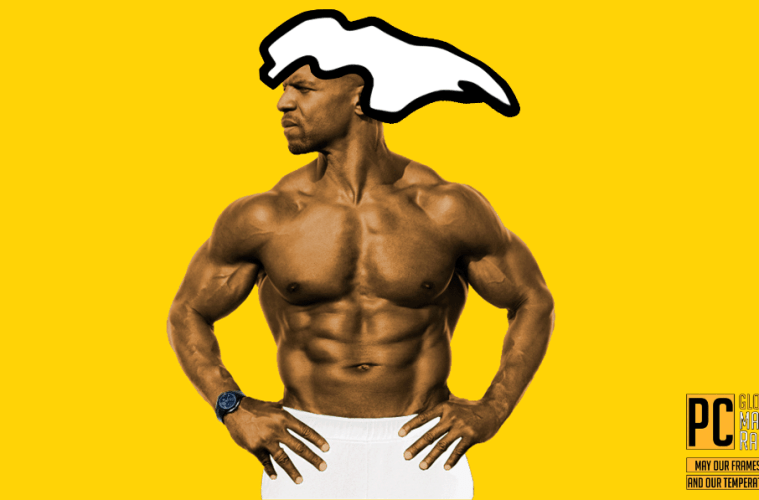 Terry Crews Steps Up His PCMR Game by Going SLI