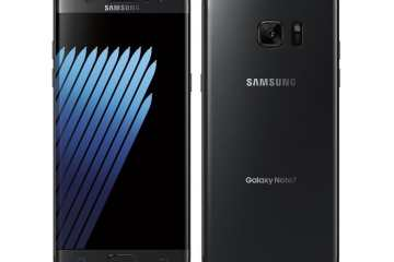 Samsung Galaxy Note 7 Getting Its First Update Today