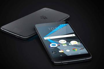 BlackBerry Hasn't Given Up: BlackBerry DTEK50 Coming Next Week