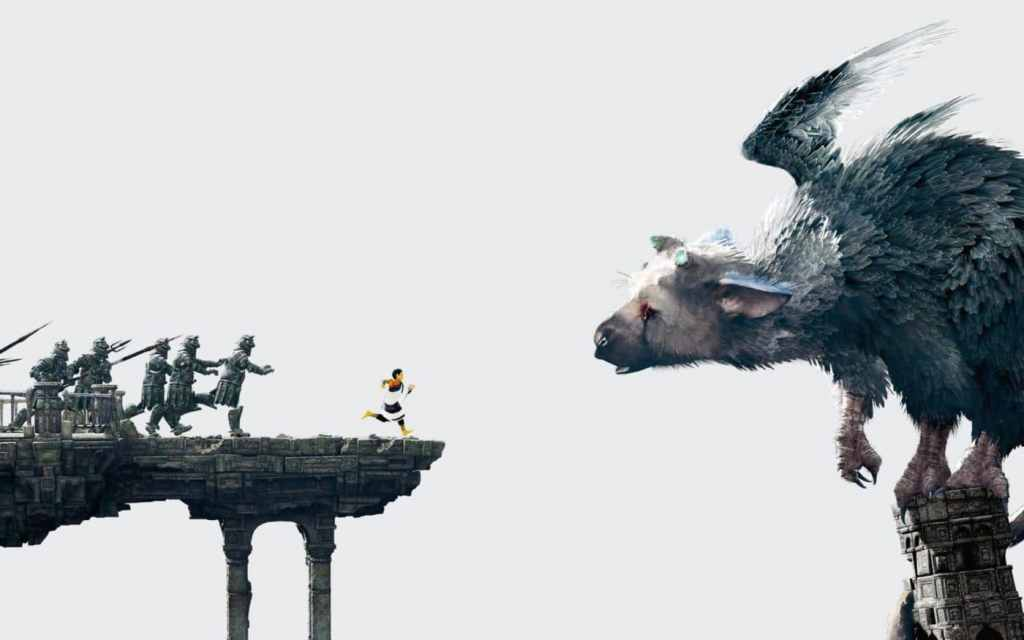The Last Guardian on PS4 Offcially Delayed