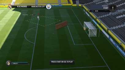 FIFA 17 Demo #3