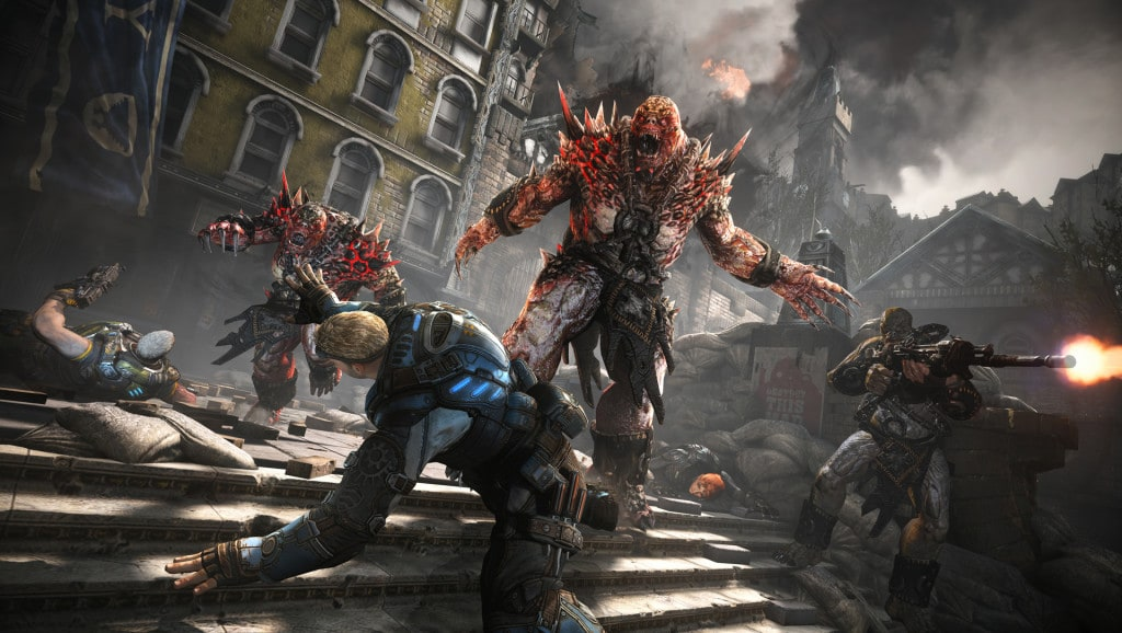 Gears of War 4 - Xbox Play Anywhere