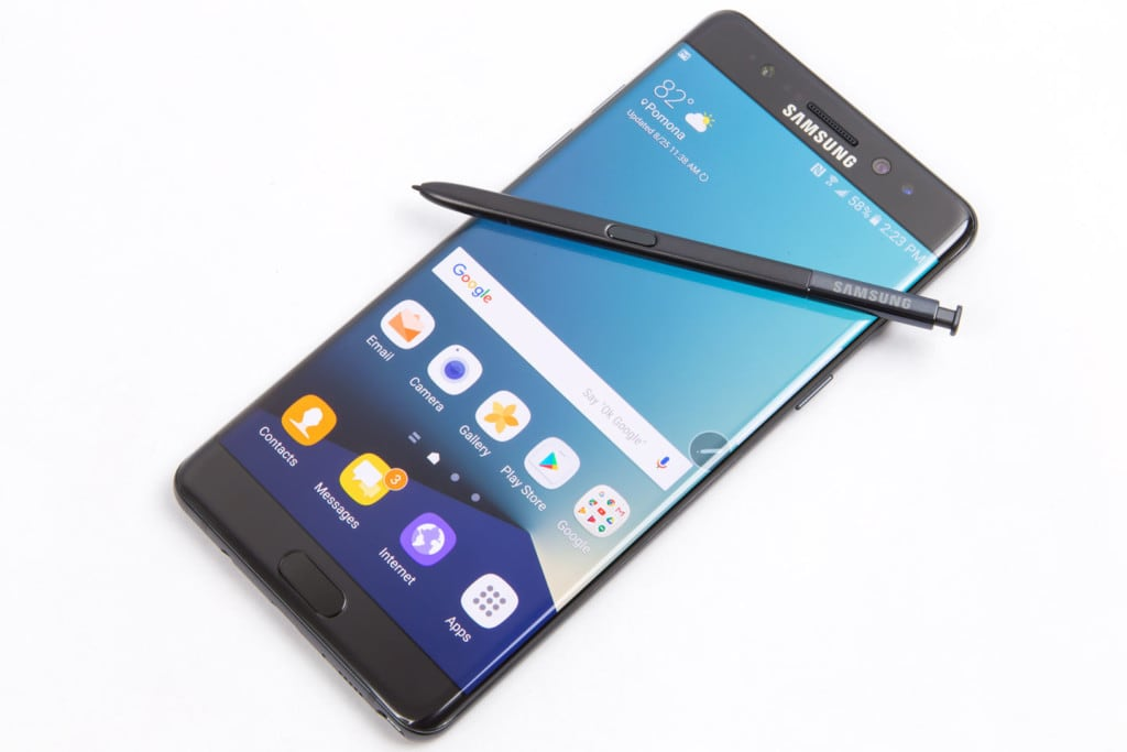 Samsung Going To Eradicate Every Note 7 On The Planet