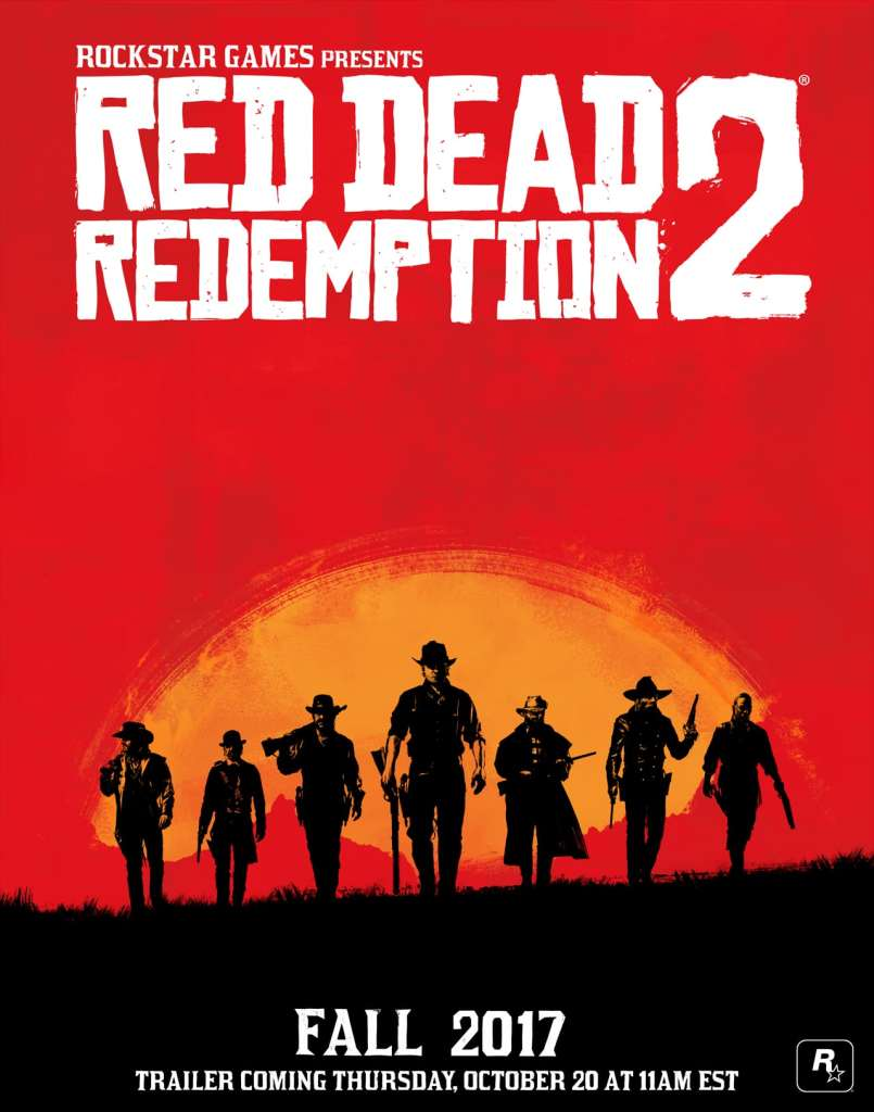Rockstar Officially Confirms Red Dead Redemption 2 - Here's Its Release Date and Trailer
