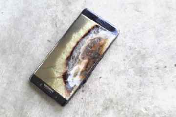 Here's Samsung's Response to the 'Safe' Note 7 Exploding on a Plane Incident