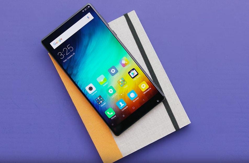 The Xiaomi Mi Mix by Xiaomi | Credits: MKBHD/Youtube