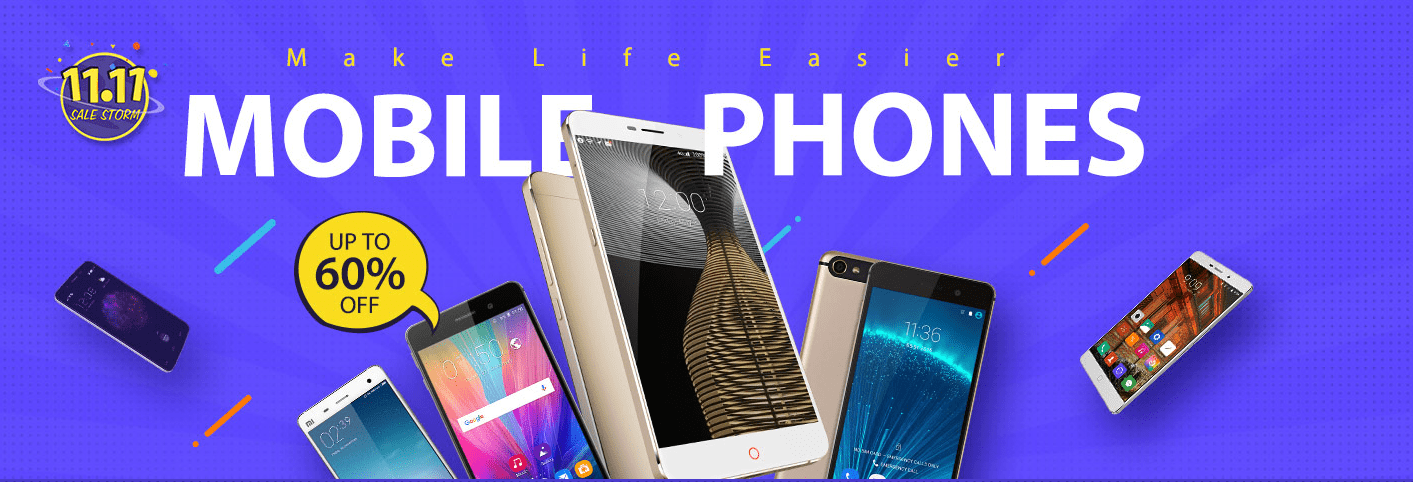 GearBest Flash Sale Features A Wide Range of Phones & Accessories at Upto 60% Discount