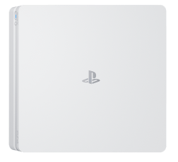 PS4 Slim Glacier White #5