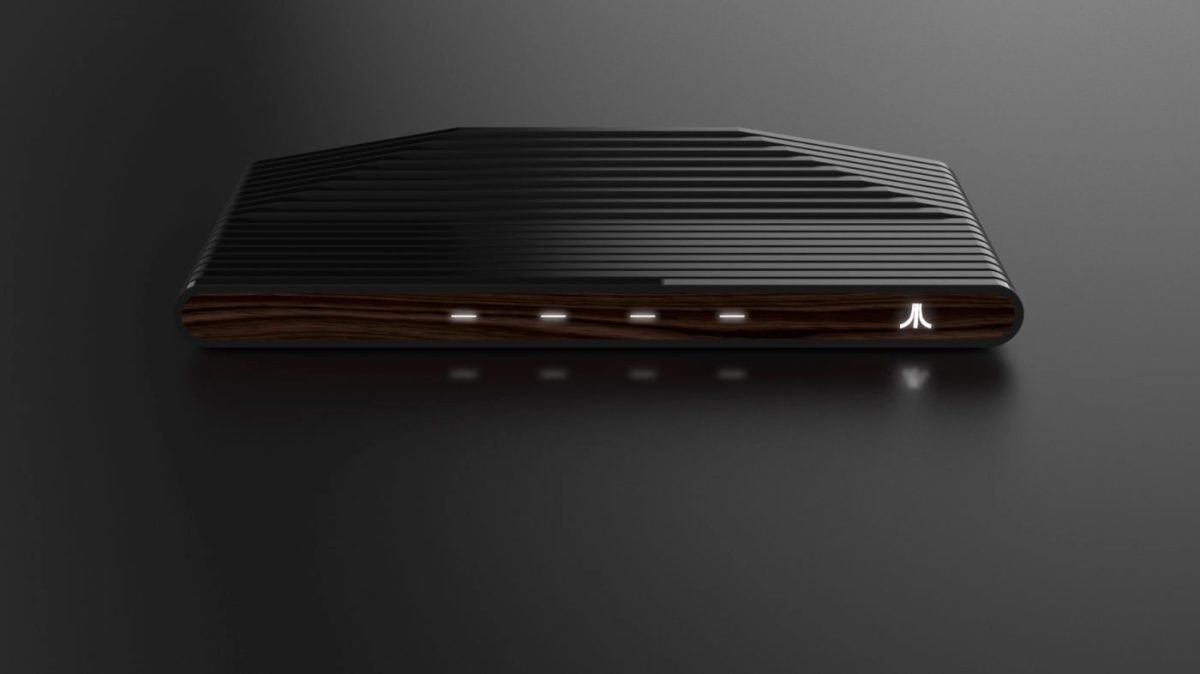 Here's Your First Look at Atari's New Console, the Ataribox - More Details Revealed
