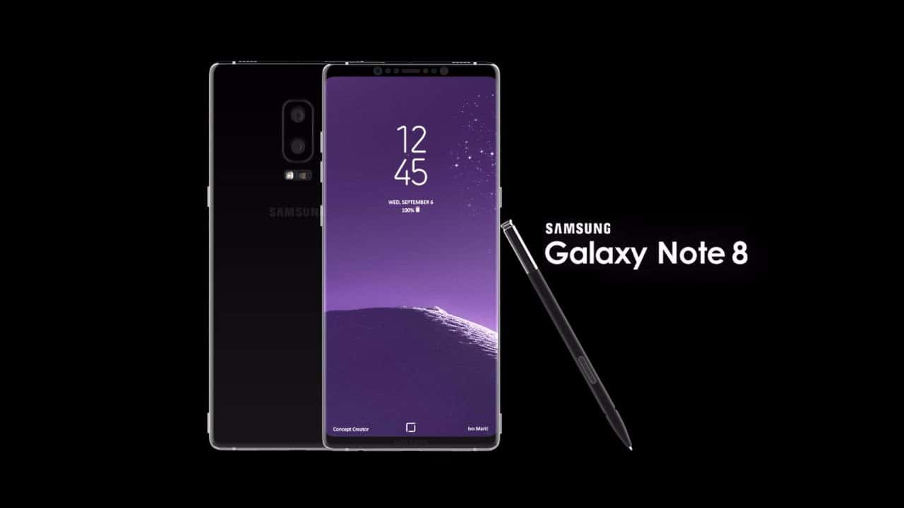 Samsung Galaxy Note8 Will Get Unveiled in August, Confirms Samsung Exec