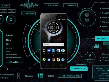 how to set dolby atmos in lenovo k8 note