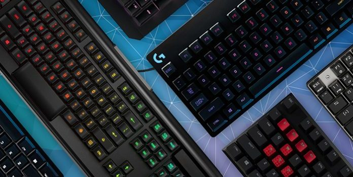 5 Best Keyboards For Typing (2018)