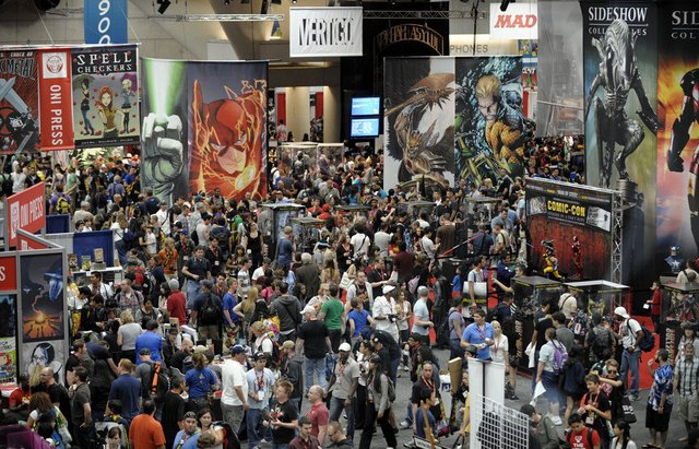 2015 Comic Conventions List