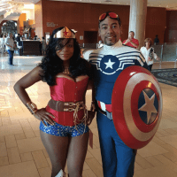 via Twitter's #29DaysOfBlackCosplay