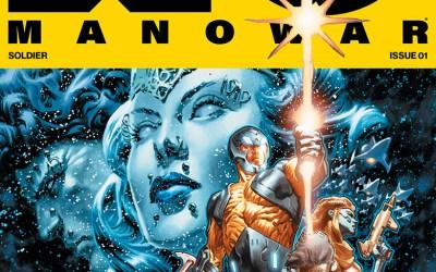 Valiant Unveils New VALIANT PREMIUM Format for X-O MANOWAR #1